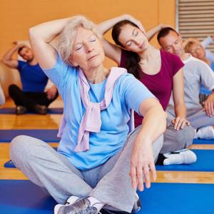 Kurs: Progressive Muskelentspannung